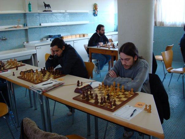 Sisena Jornada de la Lliga Catalana d'Escacs 2