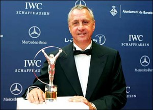 Frases de Johan Cruyff 1