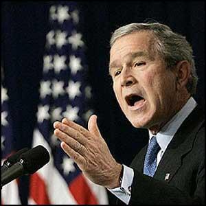 Frases de Bush