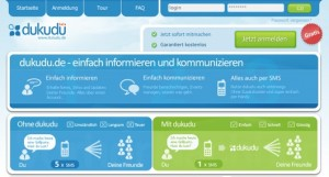 German Microblogs Willkommen 1