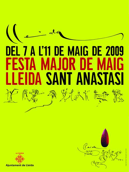 Festa Major de Lleida 2009 1