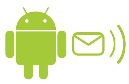Android-mensajería