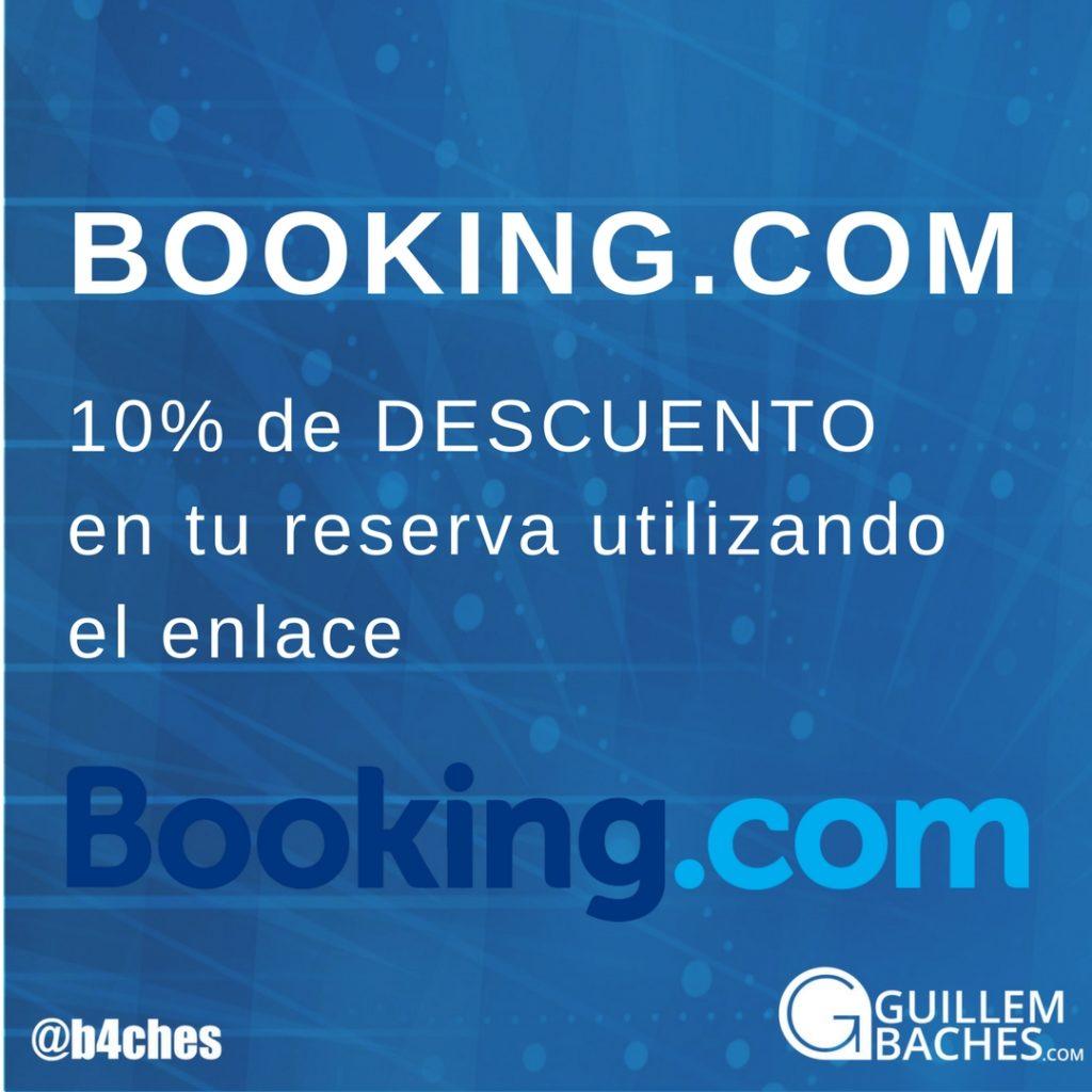10% de Descuento en tu Reserva de Booking.com 1