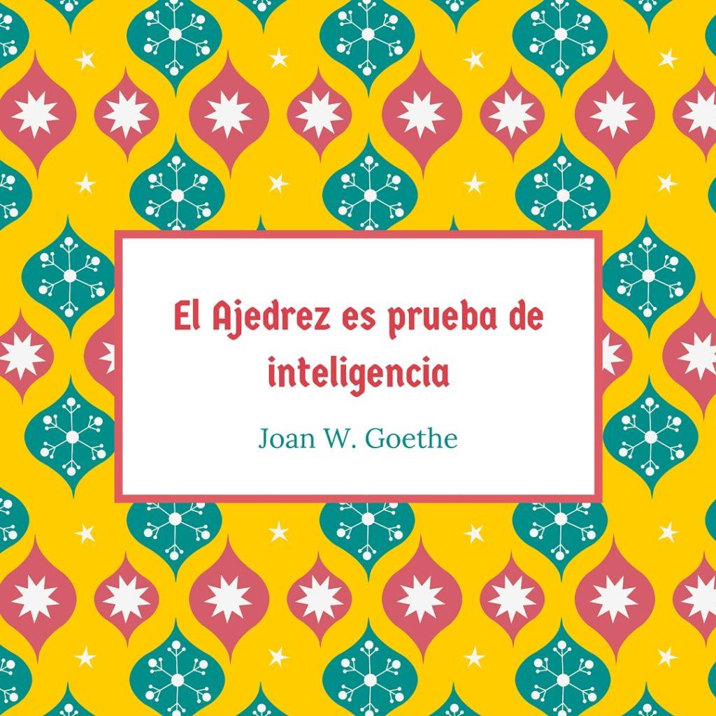 Goethe-Ajedrez