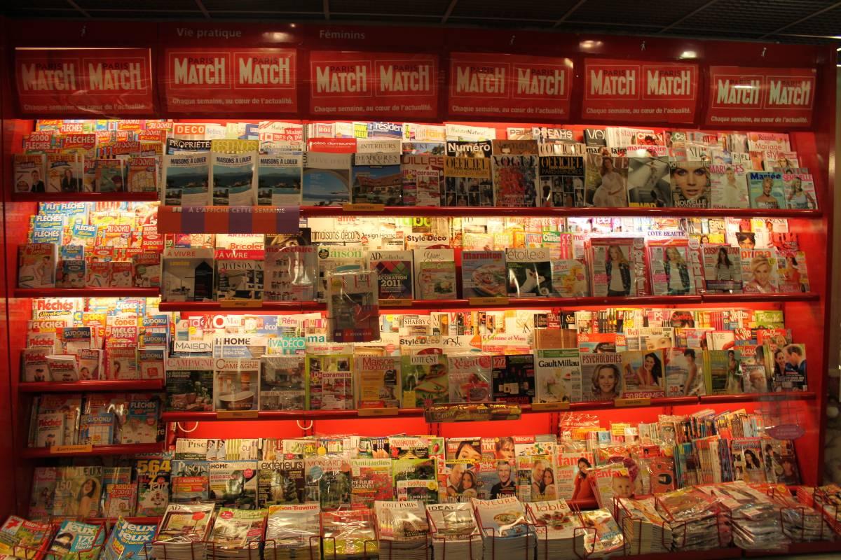 I like magazines 1