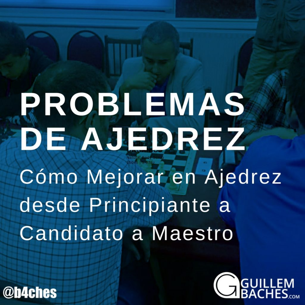Cómo Mejorar en Ajedrez desde Principiante a Candidato a Maestro de Forma Efectiva