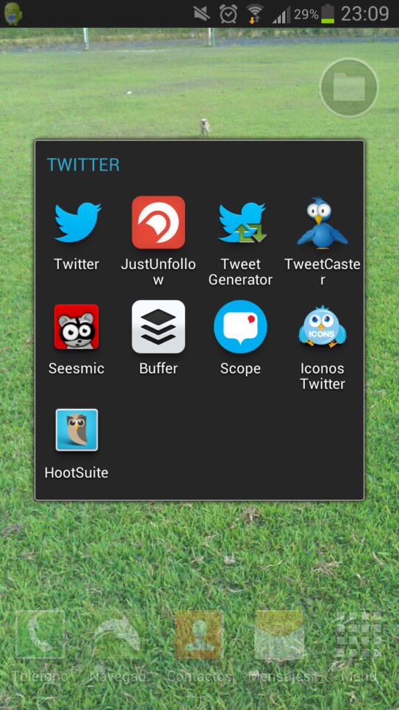 10+ Aplicaciones Android para Dinamizar tu Cuenta de Twitter 7