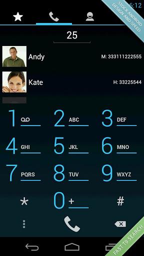 Swipe Dialer Pro 7
