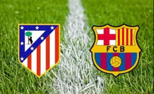 horario atletico de madrid barcelona
