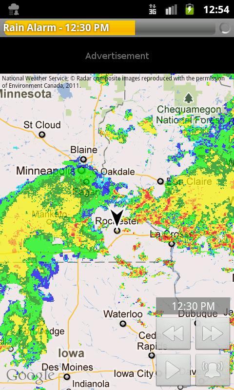 RAIN ALARM 2