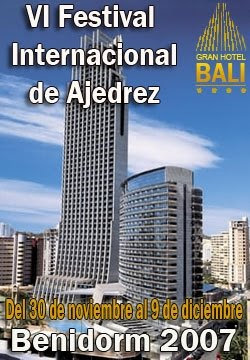 I Torneo Internacional de Ajedrez Avanzado (Tecnológico) 8