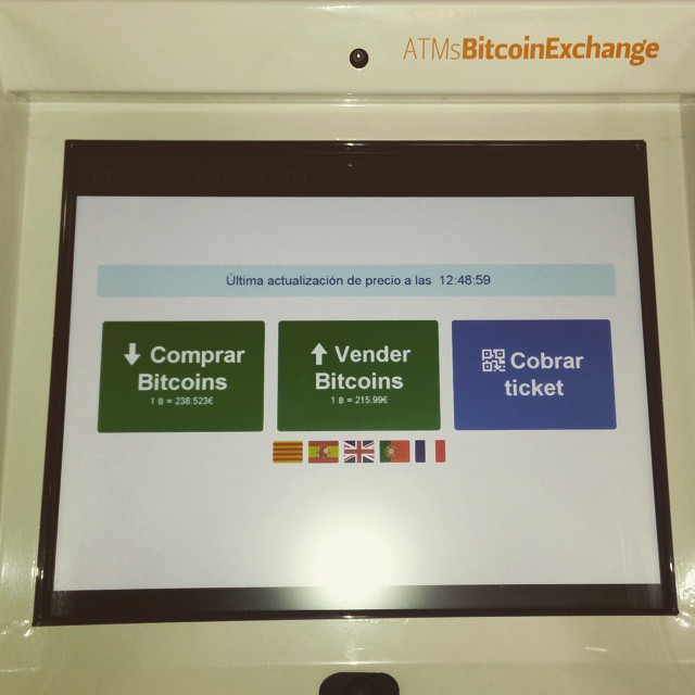 cajero bitcoins