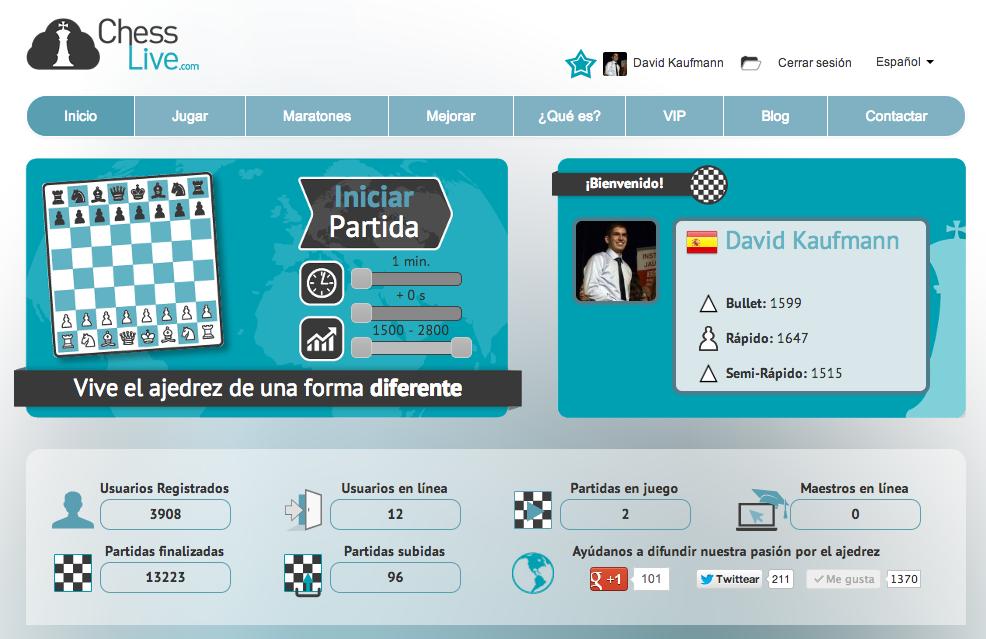 Chess Live: Una Nueva Forma de Jugar al Ajedrez Online 4