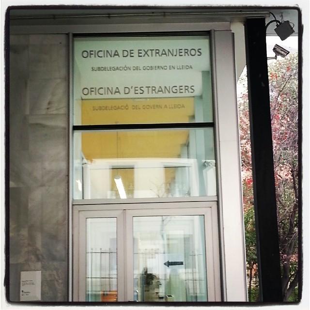 Cita previa en oficina de extranjeros lleida for Oficina de extranjeria girona