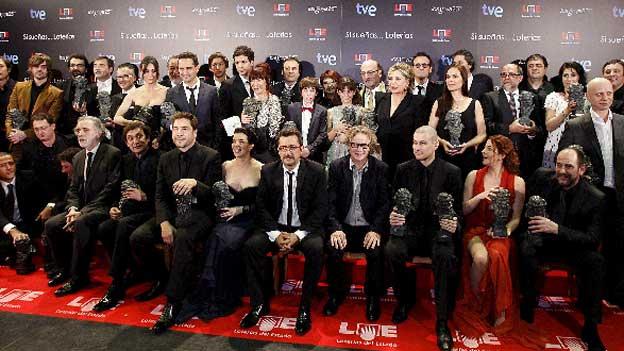 Ganadores Goya 2011 1