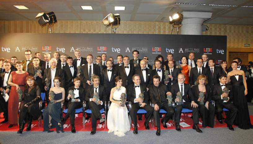 Ganadores Goya 2012 7