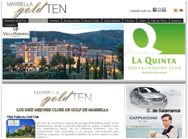 Clubs de Golf en Marbella y Costa del Sol 1