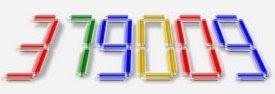 ¿Qué ocurre si giras el logo de Google pi radianes? 8