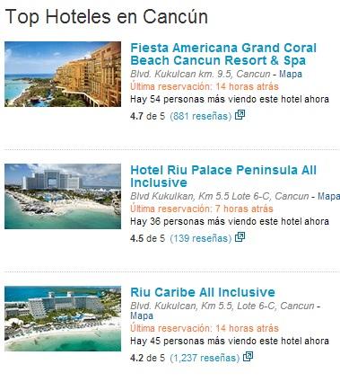Disfrutar Cancún 3