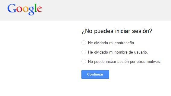 Iniciar Sesión Gmail 2