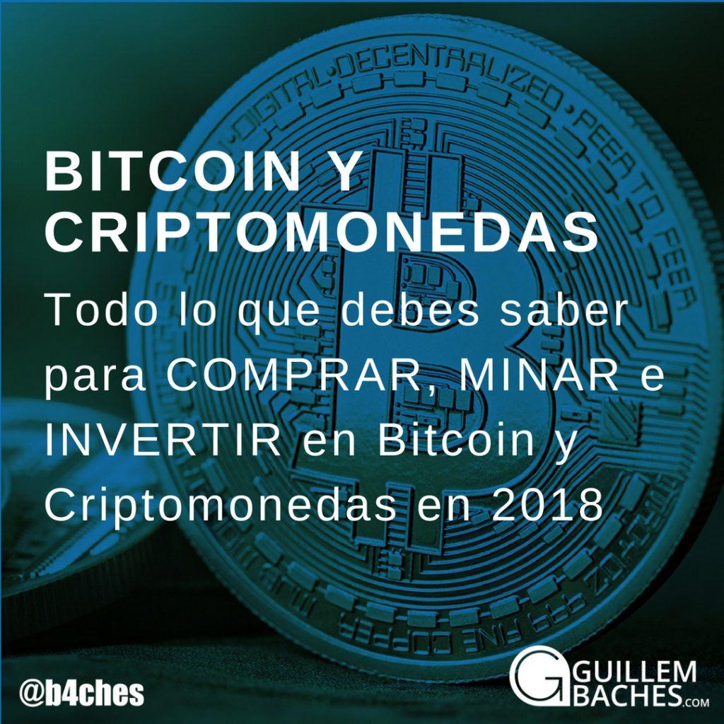 Cómo Comprar Bitcoin y Criptomonedas 1