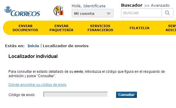 localizador-envio-wwwcorreoses