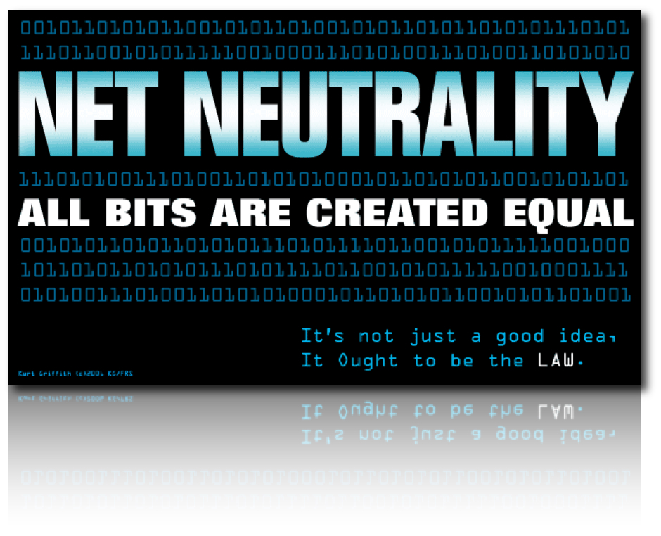 Net neutrality: Todos los bits son iguales 4