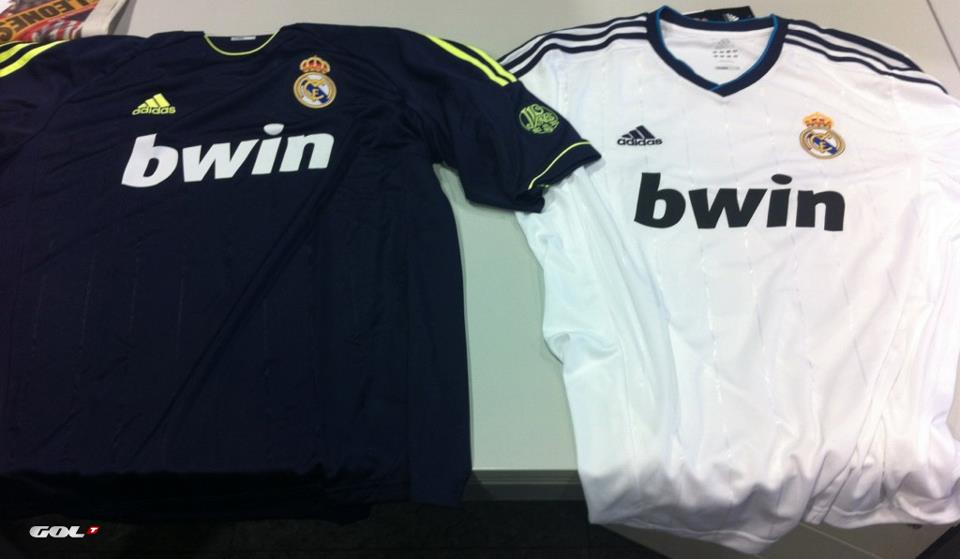 la camiseta con la que el Real Madrid logrará levantar la Décima