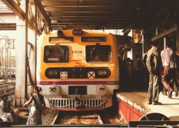Cómo Reservar Trenes en India 1