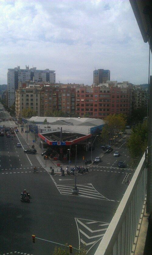 habitacion barcelona