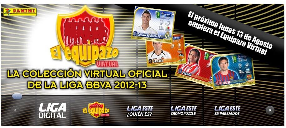 www.estoesotraliga.es juegos virtuales de la Liga BBVA 1