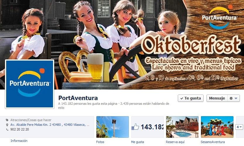 www.portaventura.cat Trabajar en PortAventura 1