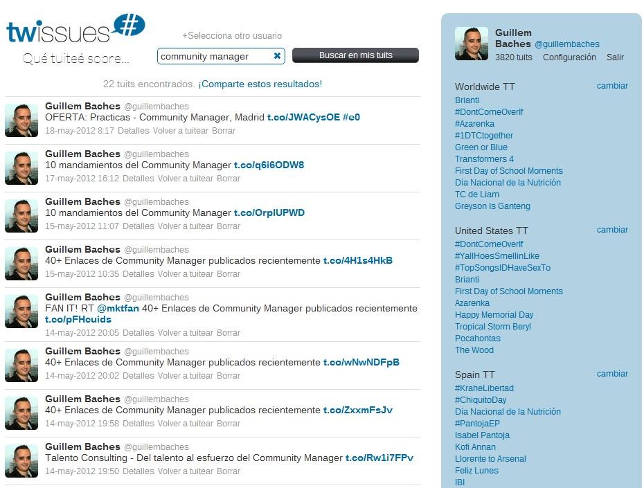 Los Tuits que Contienen #Hashtags Obtienen un 55% más de Retweets 6